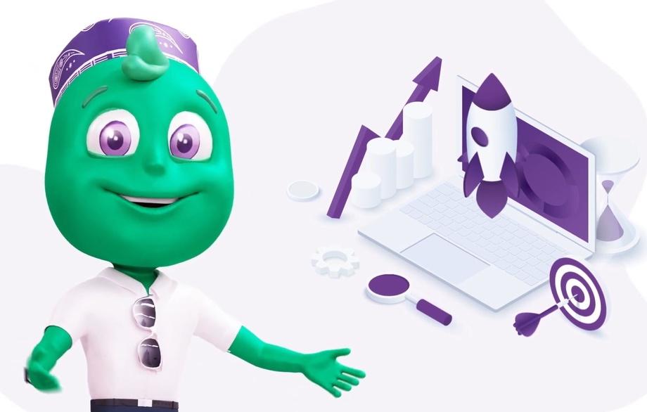 «Ucell»дан анимацион видеоролик: қисқа фурсатда эришилган катта муваффақият сири