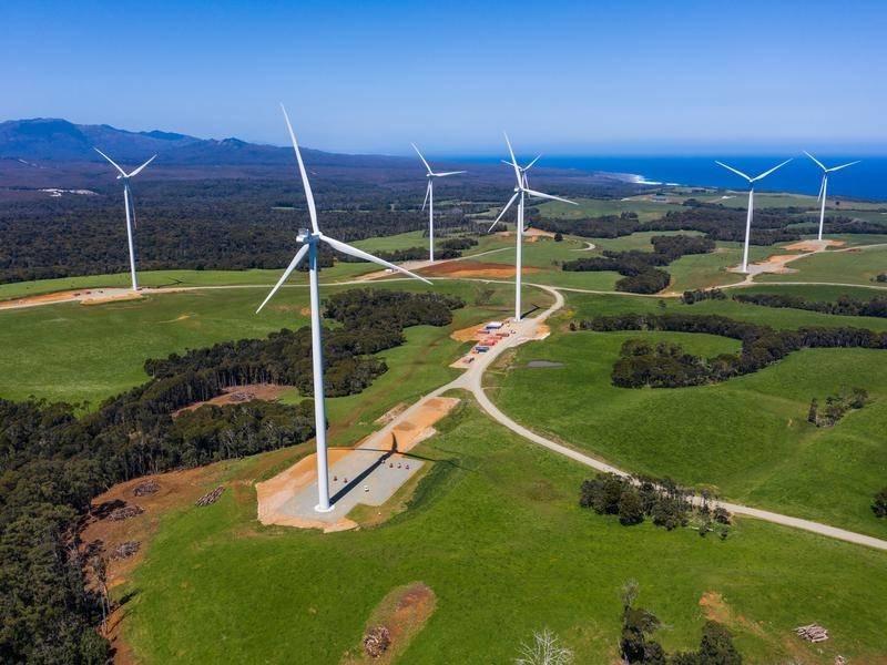 Tasmaniya tiklanuvchi energiya bilan o'zini 100 foiz ta'minladi