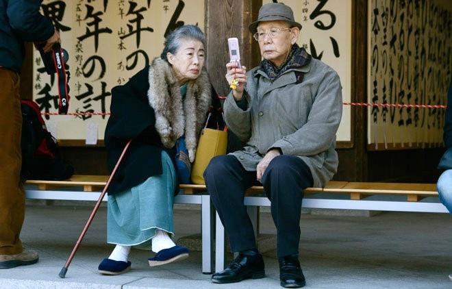 «Қариялар мамлакати». Японияда кексалар сони рекорд даражага етди