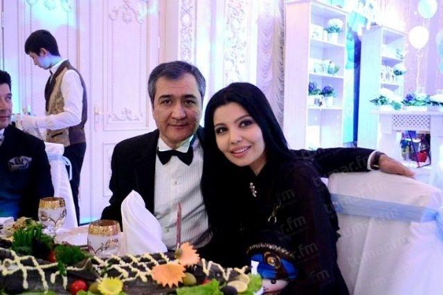 Xonanda Shahzodaning sobiq turmush o'rtog'i Ravshan Yo'ldoshev vafot etdi
