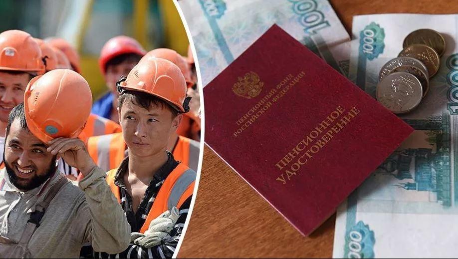 Тожикистон меҳнат мигрантлари пенсиясини Россия билан келишиб олди