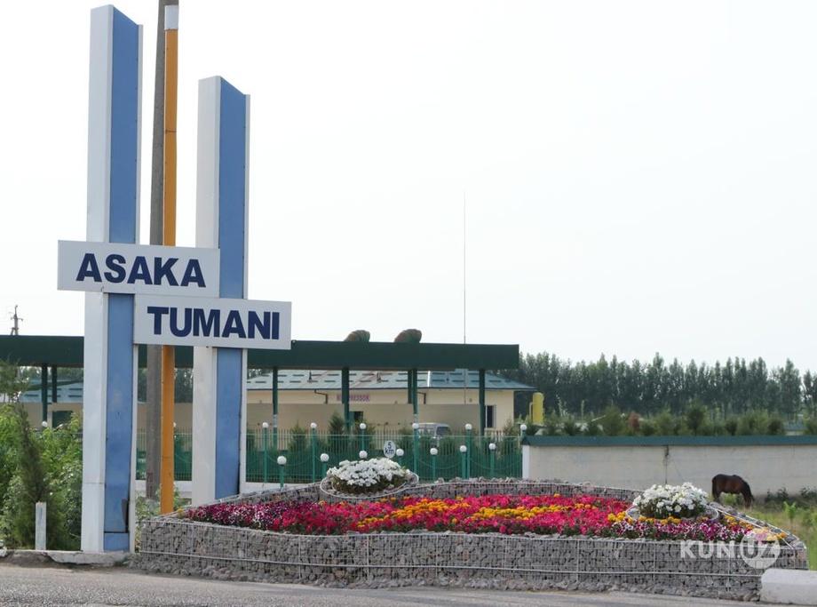 Asaka tumani: hokimlikning nechta yuzi bor?