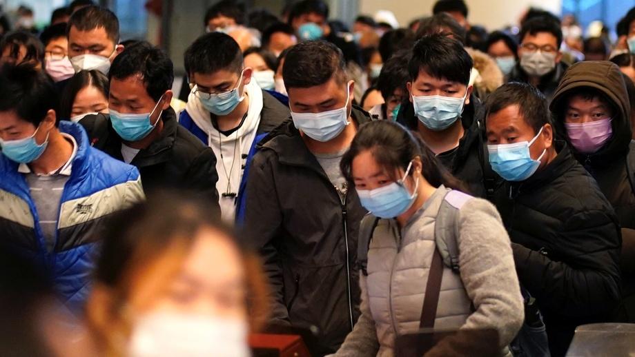 Хитой ҳукумати мамлакатда коронавирус эпидемияси тугаганини эълон қилди