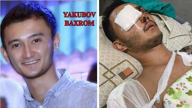 Aktyor Bahrom Yaqubovga salkam 100 mln. so'm moddiy zarar undirib berildi