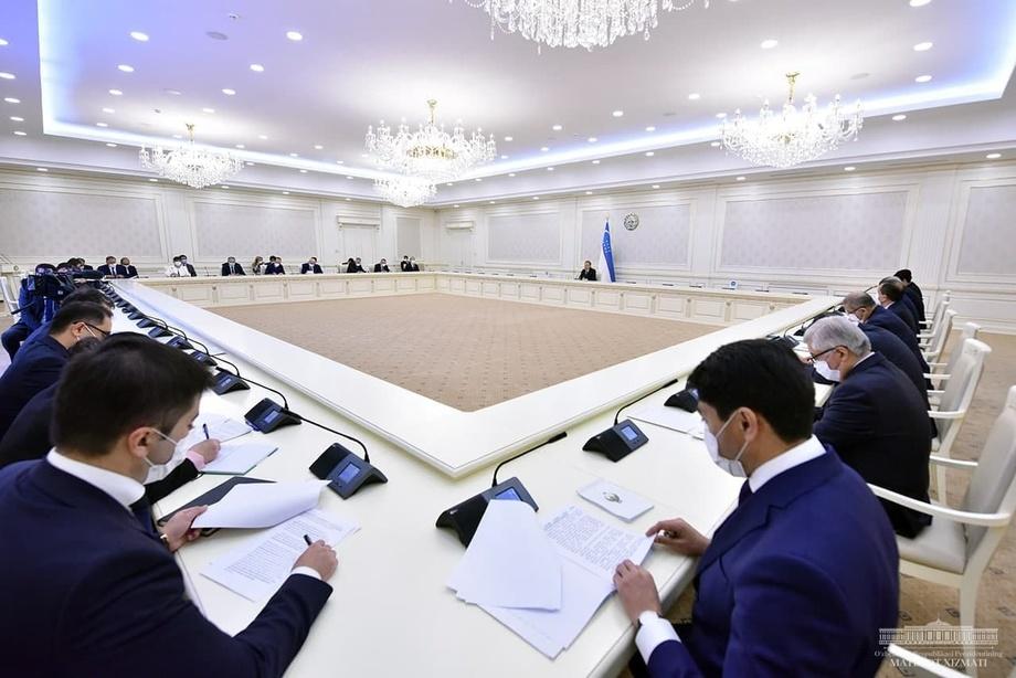 Шавкат Мирзиёев: «Отныне никто не будет вмешиваться в деятельность министерства»