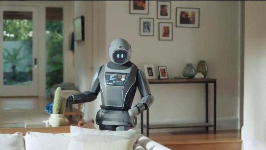 Amazon готовит домашнего робота-дворецкого: рост по пояс, управление голосом