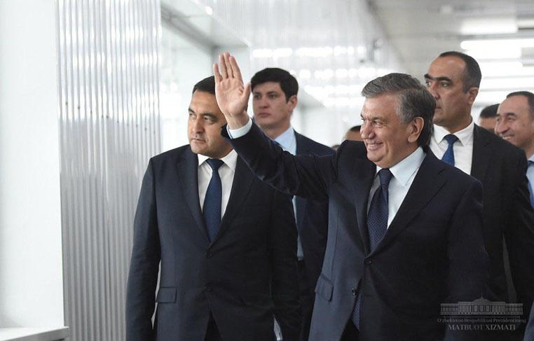 Шавкат Мирзиёев: «В Намангане будет построен автомобильный завод не хуже Асакинского»