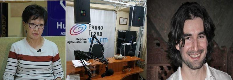 Светлана Хон: «Гранд» радиоси Рустам Мадумаровга тегишли эмас»