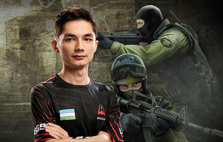 «Counter Strike» bo'yicha 1 mln. dollarlik turnir finalida qatnashgan o'zbek. Kim u?
