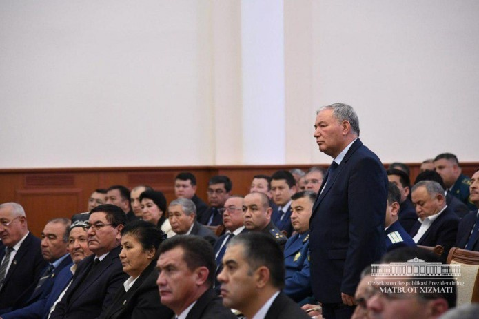 Фарҳод Эрманов сенатор бўлди