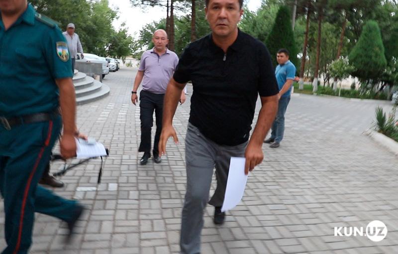 Прокуратура Олмазор тумани ҳокими ўринбосарини сувдан қуруқ чиқардими?