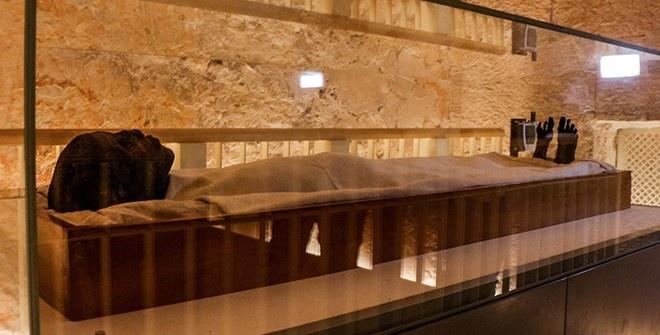 Археологи нашли в Египте карту загробного мира