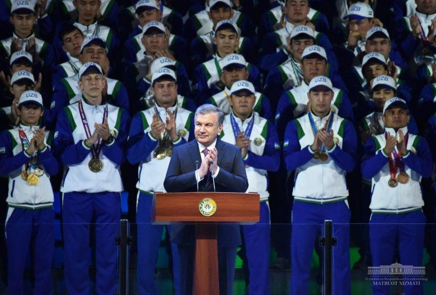 «Humo Arena» очилди. Шавкат Мирзиёев барчани ушбу қутлуғ воқеа билан табриклади (фото)