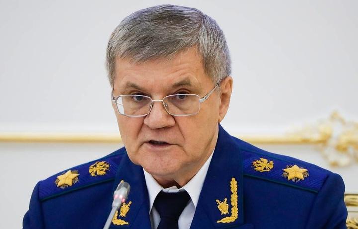 Rossiya bosh prokurori Chayka lavozimidan ketadi (mi?)
