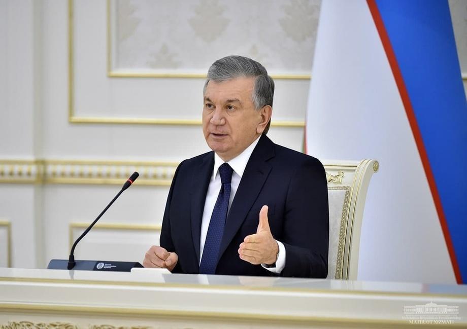 Шавкат Мирзиёев: Ҳисобот учун эмас, натижа учун ишлаш керак!