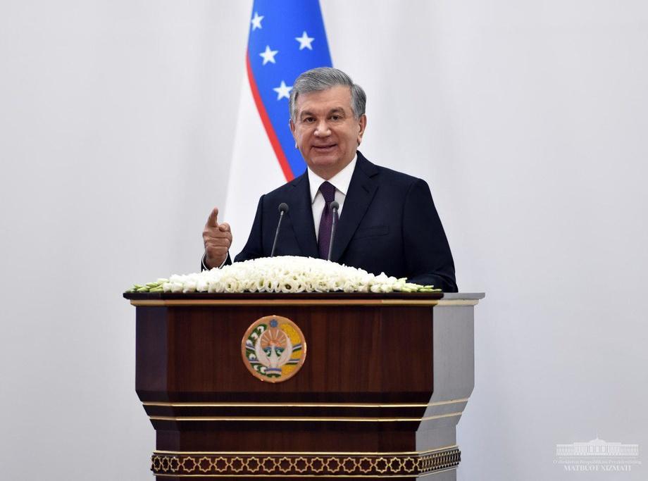 Шавкат Мирзиёев: «Янги Ўзбекистонни ёшлар билан бирга қурамиз»