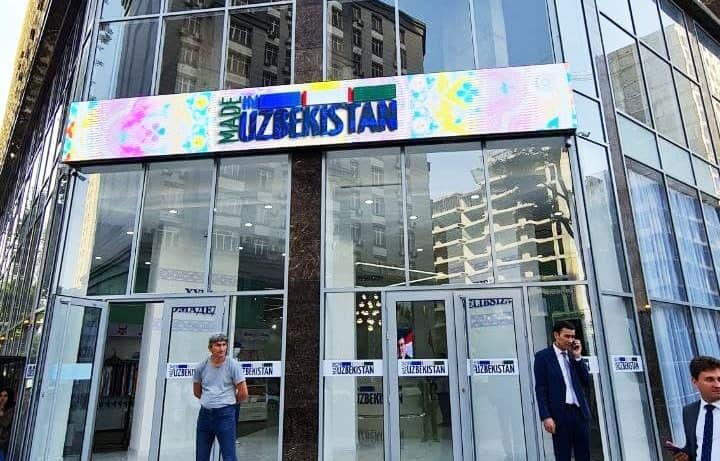 Tojikistonda «Made in Uzbekistan» shou-rumlar uyi ish boshladi