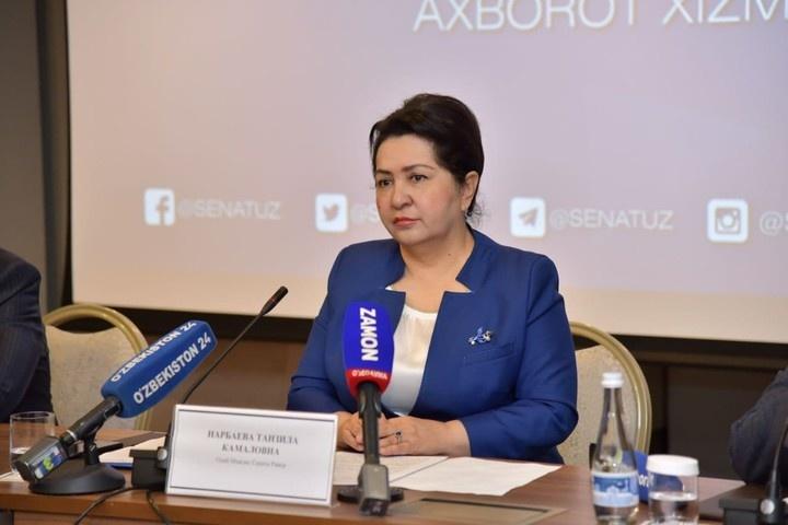 «Гулнора Каримова», «жинсий тарбия»... Сенат раиси нима деган эди?