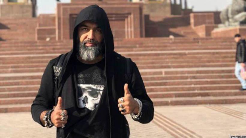 Хокимият Ташкента предложил певцу Санжаю работу