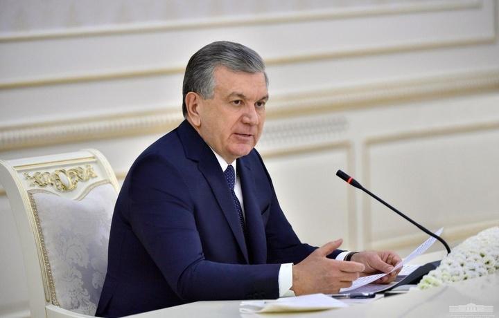 Shavkat Mirziyoyev yangi vazirlik tashkil etish taklifini bildirdi
