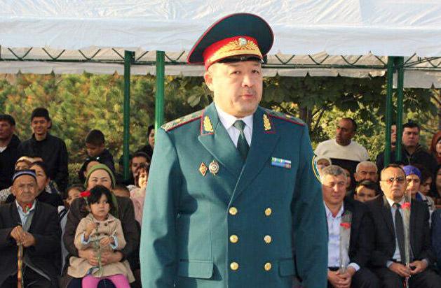 Баҳодир Қурбонов Мудофаа вазири бўлди