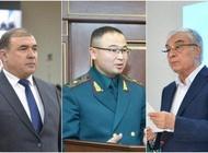 Rahmat Mamatov, Azizbek Ikromov va Botir Parpiyev