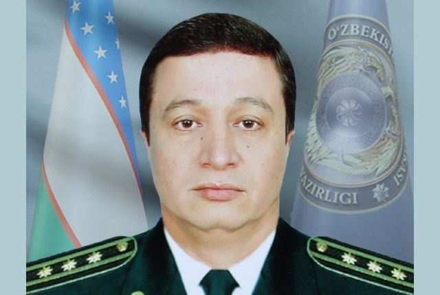 Тошкент вилояти ИИБ бошлиғи лавозимидан «олинган» полковник вазир ўринбосари бўлди