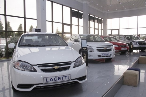 UzAuto Motors объявил акцию по приобретению автомобилей в кредит под 5% годовых