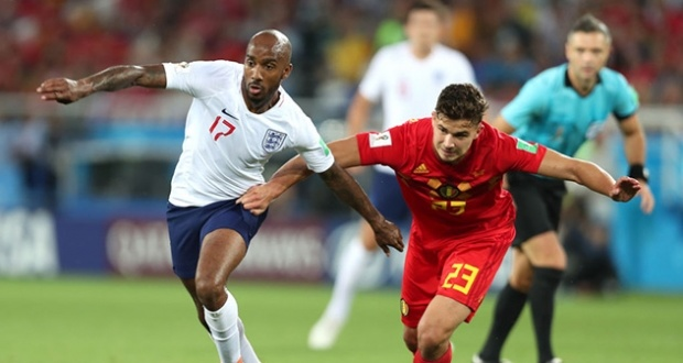 JCh-2018. Belgiya — Angliya. 3-o'rin uchun jang bo'ladimi?