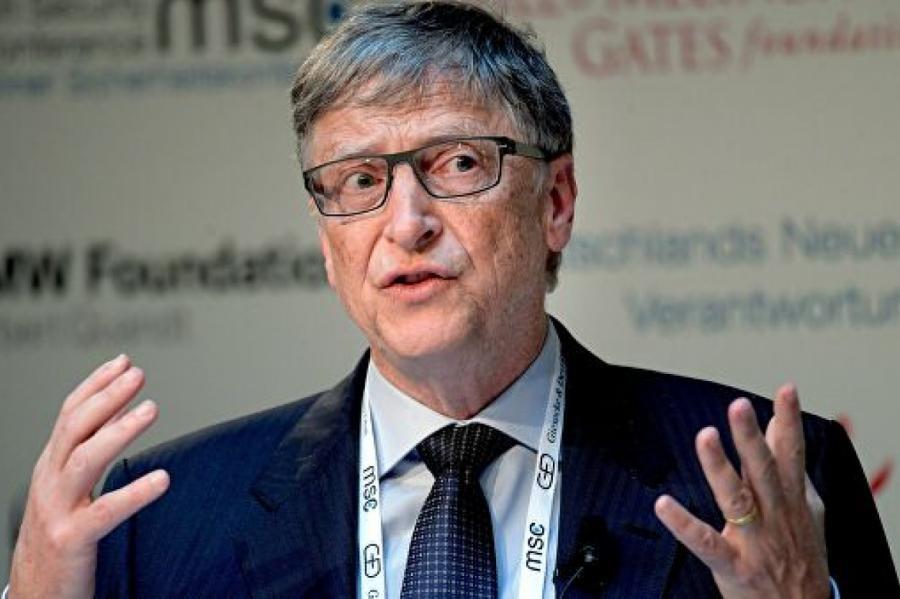 Билл Гейтс рассказал, когда мир преодолеет коронавирус