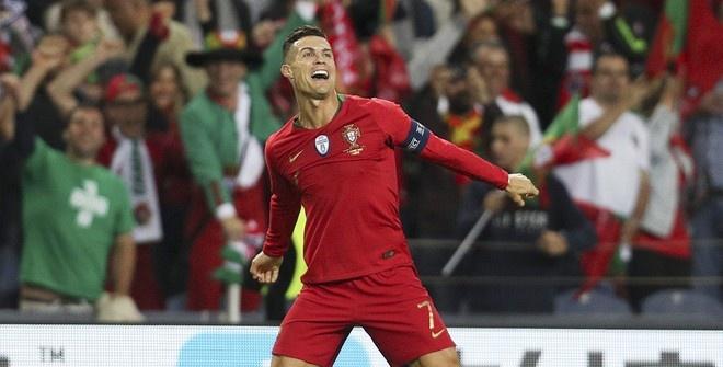 Роналду Португалия терма жамоасидан қачон кетишини айтди