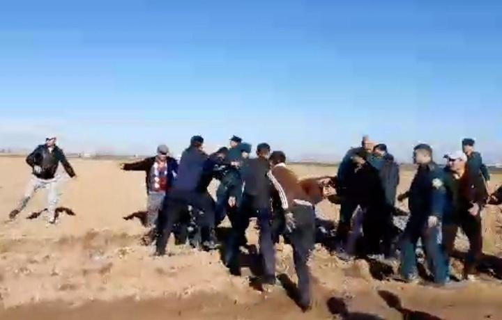 Бош прокуратура Олтинсойдаги жанжал бўйича баёнот берди