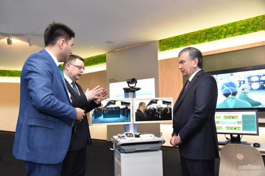 Shavkat Mirziyoyev: «Mamlakatimizda 5G texnologiyasini joriy etishni tezlashtirish kerak»
