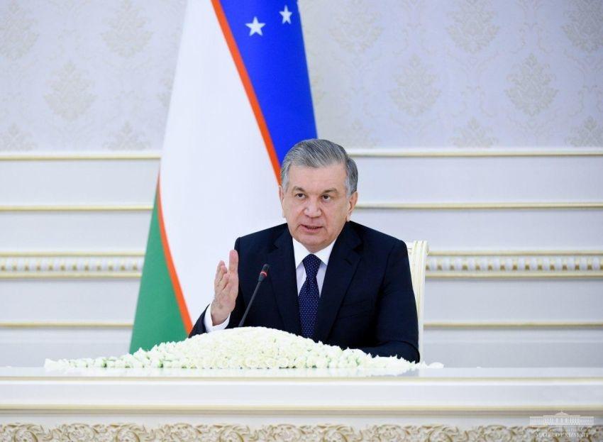 Prezident yana bir bor xalqqa murojaat qildi