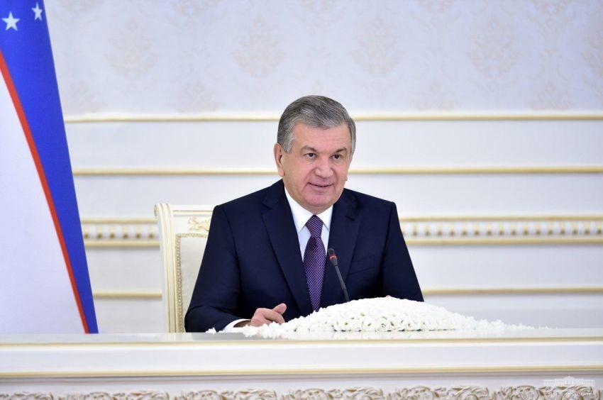 Под председательством Шавката Мирзиёева состоялось видеоселекторное совещание