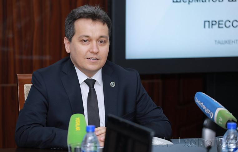 Шерзод Шерматов: «Cентябрда вазият енгиллашса, онлайн дарслар бўлмайди»