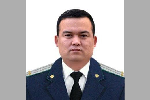 Фарғона вилоятига янги прокурор тайинланди
