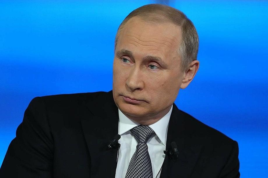 Путин: «Украинада президент алмашиши ҳеч нарсани ўзгартирмади»