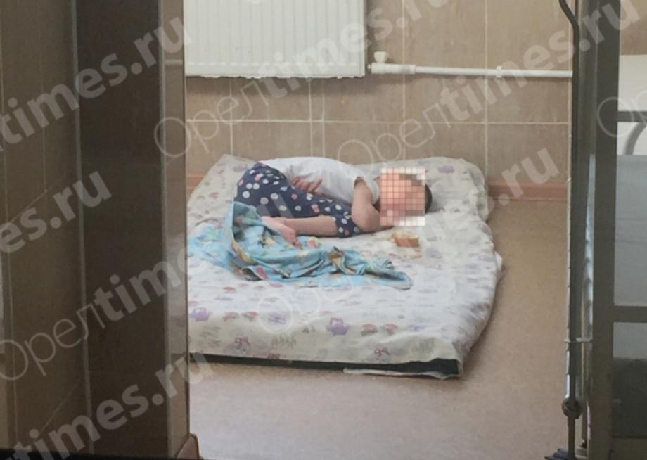 Истощенную девочку-маугли нашли в России