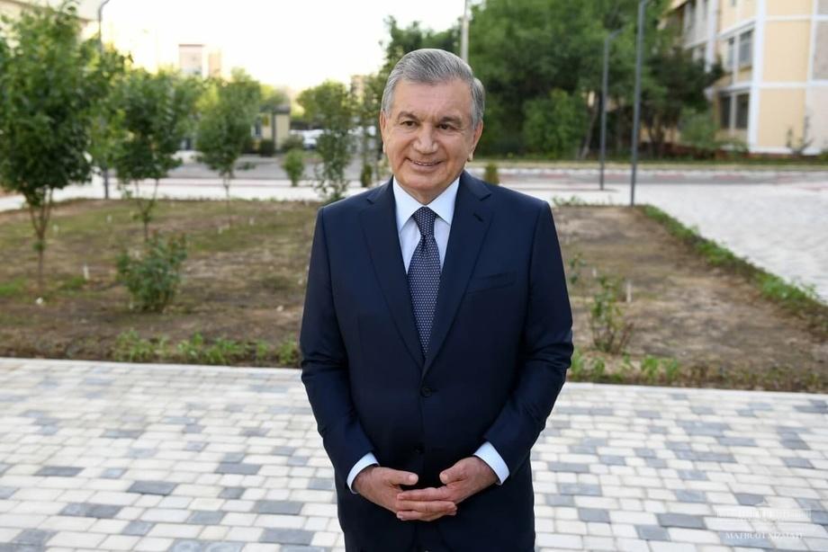 Президент посетит город Алмалык