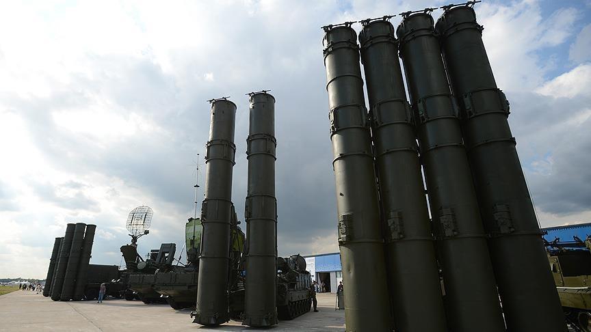 Россия передала Сирии С-300