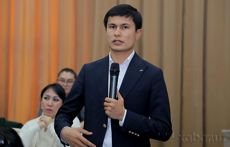 Xushnudbek Xudoyberdiyev: «Toshkent shahri propiskasi kasriga Toshkent viloyati ham qolib ketyapti» (video)