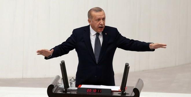 Эрдоган готов продолжить операцию в Сирии, если США нарушат договорённости
