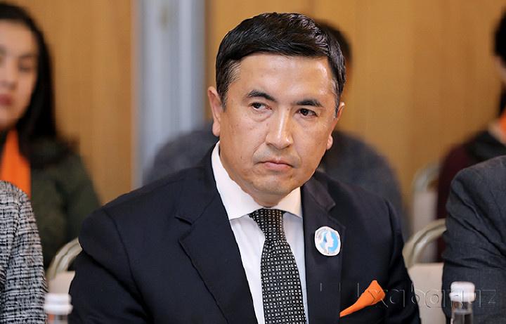 Расман: Подполковник Нуримон Абулҳасан янги лавозимга тайинланди