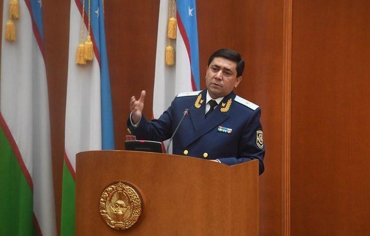 Собиқ бош прокурор Отабек Муродовга нисбатан ҳукм чиқарилди