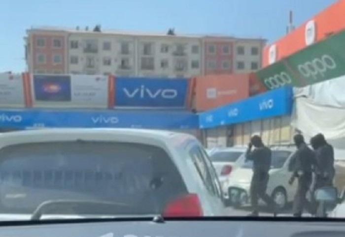 В торговом комплексе «Малика» заметили спецназ. В ГУВД прокомментировали ситуацию