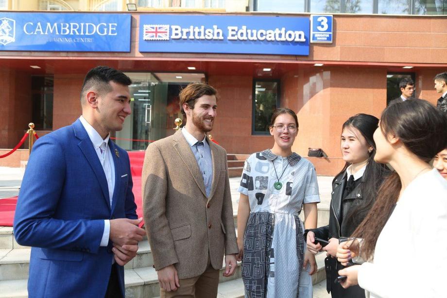 Toshkentda Buyuk Britaniya bilan hamkorlikda «NCUK Foundation Tashkent» ta'lim muassasasi ochildi