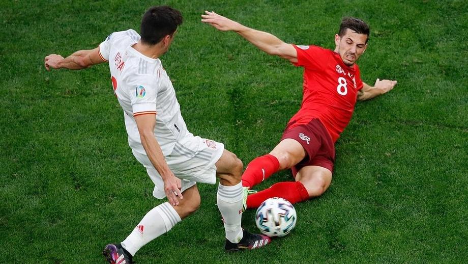Евро-2020: Швейцария – Испания учрашуви чинакам дуэлга айланди