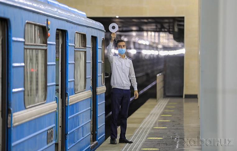Метрода яна носозлик: Тошкент метрополитени узр сўради