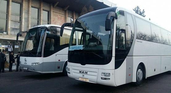 Между Узбекистаном и Туркменистаном установят автобусное сообщение